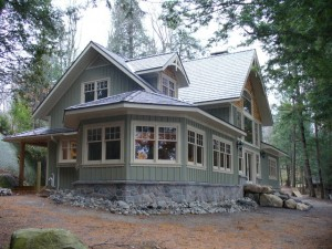 muskoka cottage designs